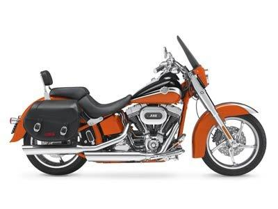 2010 Harley-Davidson CVO™ Softail® Convertible in San Antonio, Texas