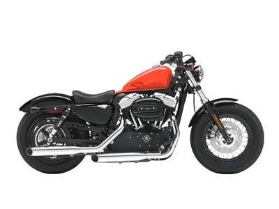 2010 Harley-Davidson Sportster® Forty-Eight™ in Arlington Heights, Illinois