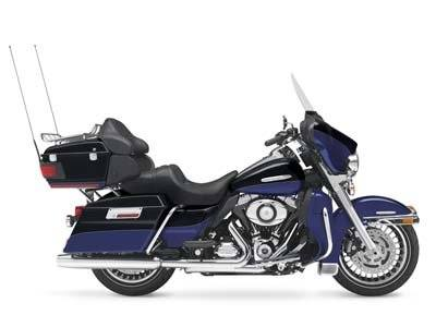 2010 Harley-Davidson Electra Glide® Ultra Limited in Elkhart, Indiana