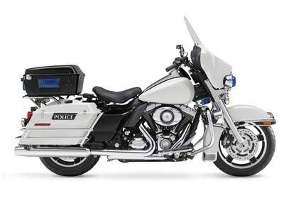 2010 Harley-Davidson Police Electra Glide Classic 1