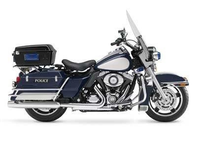 2010 Harley-Davidson Police Road King® in Oakdale, New York