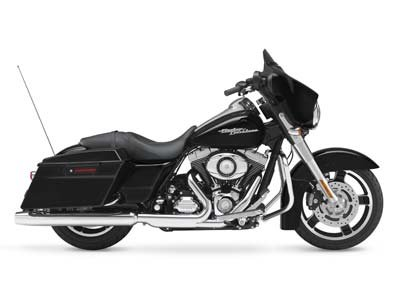 2010 Harley-Davidson Street Glide® in Dubuque, Iowa - Photo 8