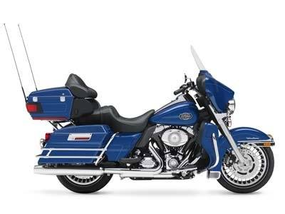2010 Harley-Davidson Ultra Classic® Electra Glide® in Muskego, Wisconsin