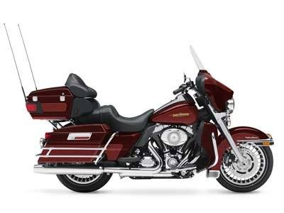 2010 Harley-Davidson Ultra Classic® Electra Glide® in Pasadena, Texas - Photo 7