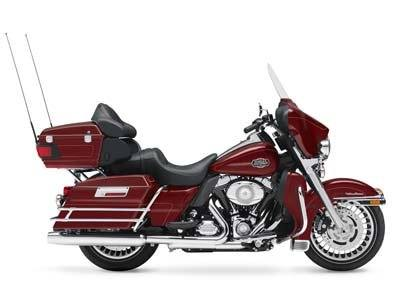 2010 Harley-Davidson Ultra Classic® Electra Glide® in Osceola, Iowa - Photo 2