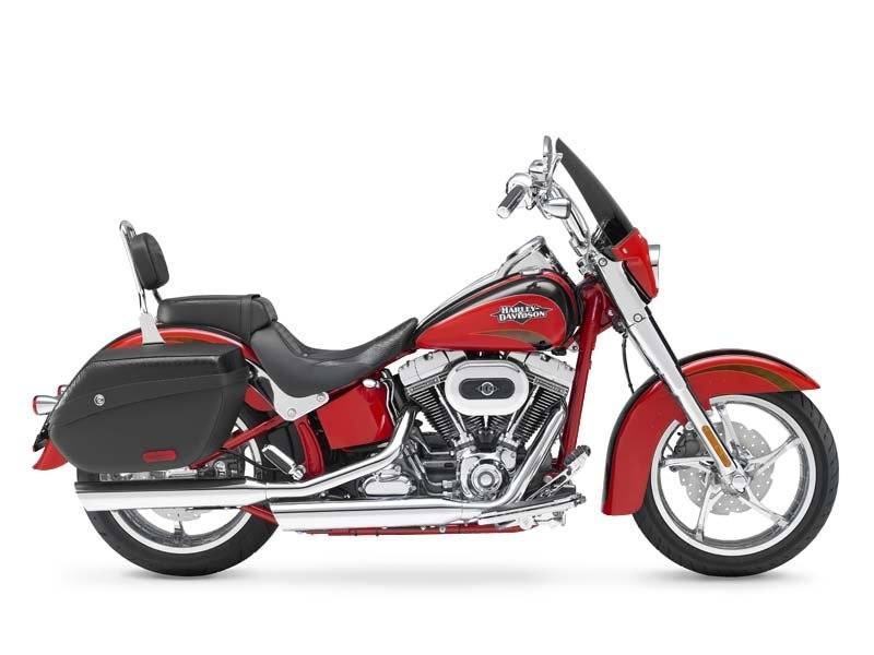 2011 Harley-Davidson CVO™ Softail® Convertible in Norfolk, Virginia