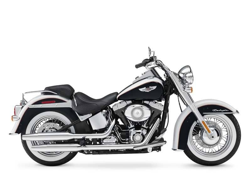 2011 Harley-Davidson Softail® Deluxe in Vacaville, California - Photo 17