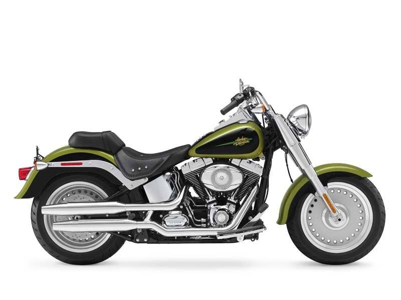 2011 Harley-Davidson Softail® Fat Boy® in Savannah, Georgia