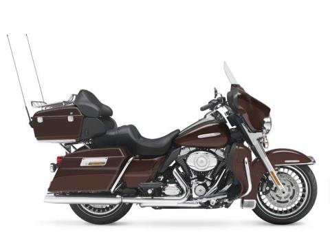 2011 Harley-Davidson Electra Glide® Ultra Limited in Leominster, Massachusetts