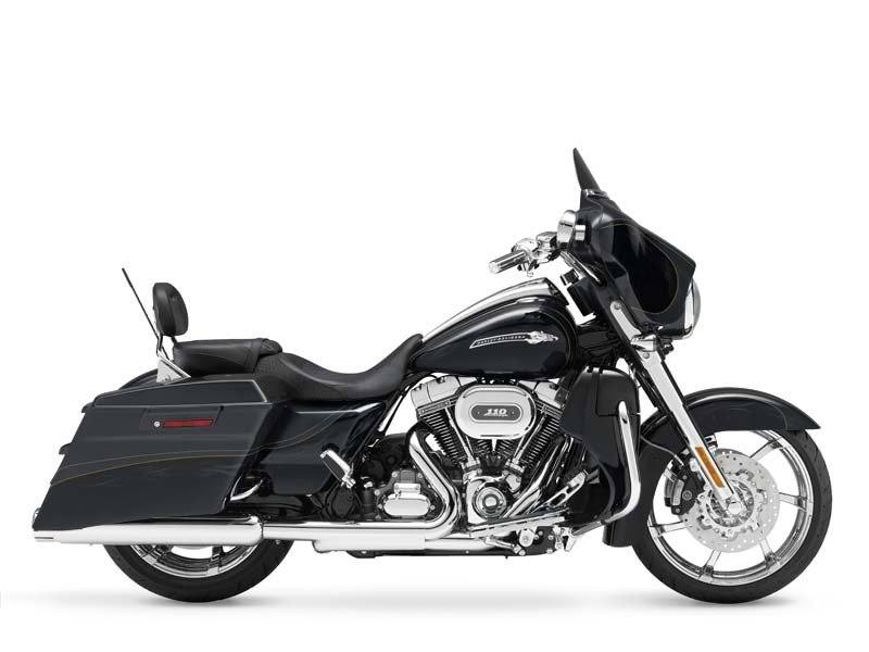 2012 Harley-Davidson CVO™ Street Glide® in Norfolk, Virginia - Photo 1