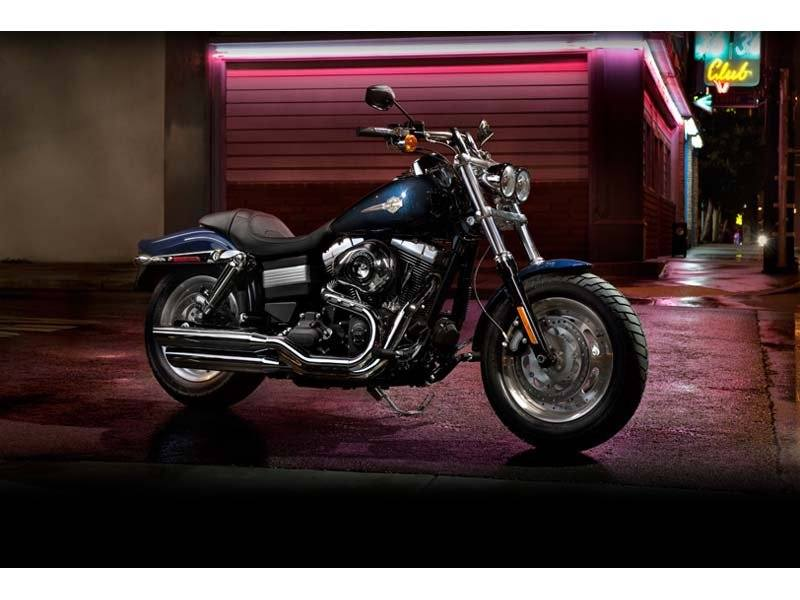 2012 Harley-Davidson Dyna® Fat Bob® in Ames, Iowa - Photo 12