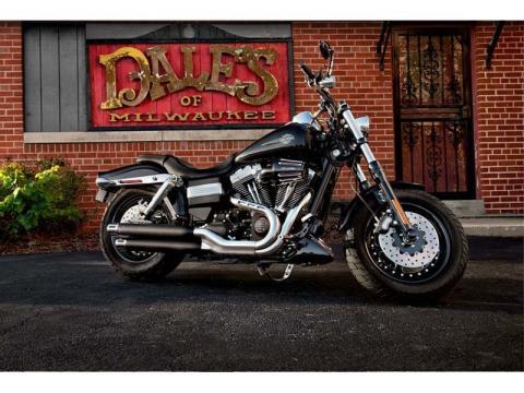 2012 Harley-Davidson Dyna® Fat Bob® in Austin, Texas