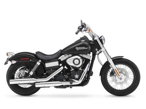 2012 Harley-Davidson Dyna® Street Bob® in Paris, Texas - Photo 1
