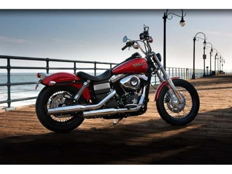 2012 Harley-Davidson Dyna® Street Bob® in Syracuse, New York - Photo 8