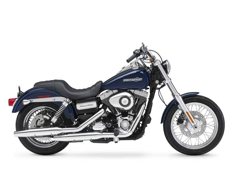 2012 Harley-Davidson Dyna® Super Glide® Custom in Erie, Pennsylvania