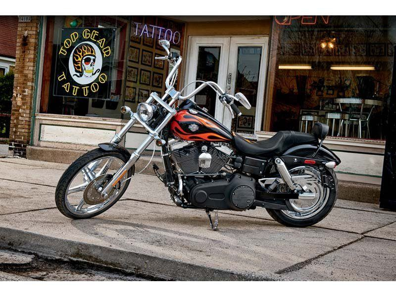2012 Harley-Davidson Dyna® Wide Glide® Motorcycles Marquette ...