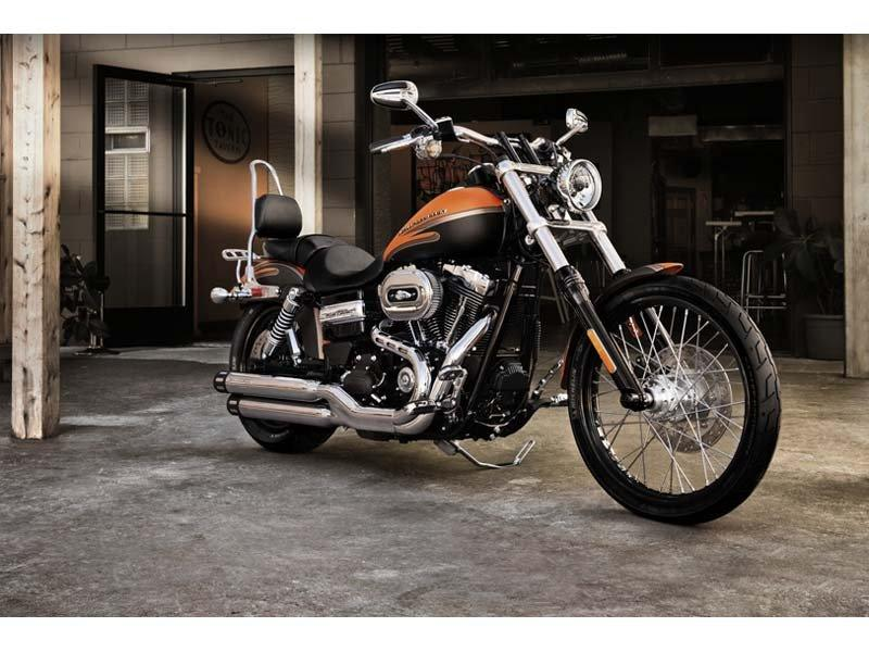 2012 Harley-Davidson Dyna® Wide Glide® in Marquette, Michigan