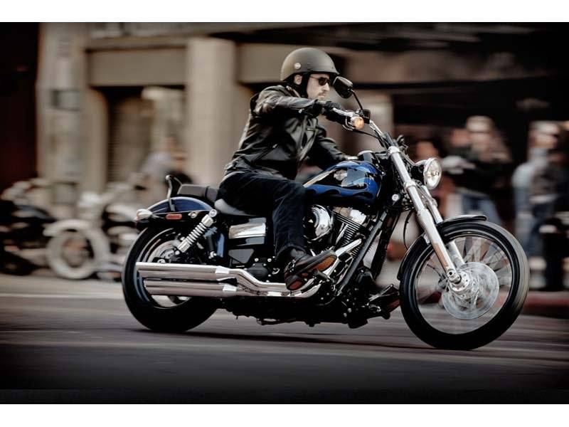 2012 Harley-Davidson Dyna® Wide Glide® in Branford, Connecticut