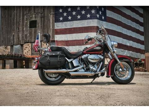 2012 Harley-Davidson Heritage Softail® Classic in Kokomo, Indiana - Photo 4