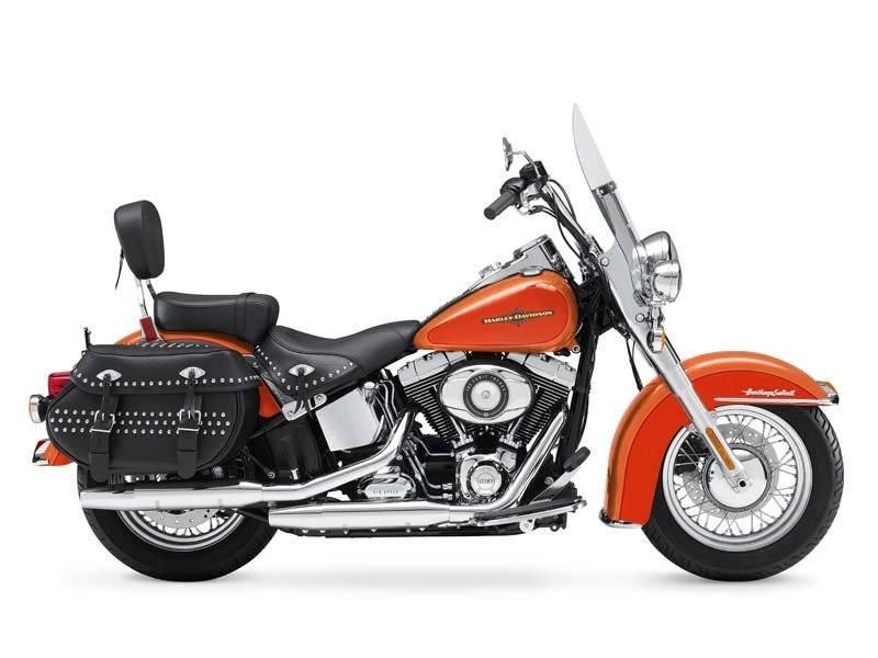 2012 Harley-Davidson Heritage Softail® Classic in Belle Plaine, Minnesota - Photo 13
