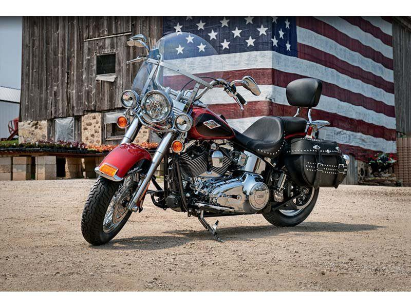 2012 Harley-Davidson Heritage Softail® Classic in Belle Plaine, Minnesota - Photo 16