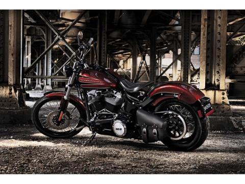 2012 Harley-Davidson Softail® Blackline® in Mount Pleasant, Michigan