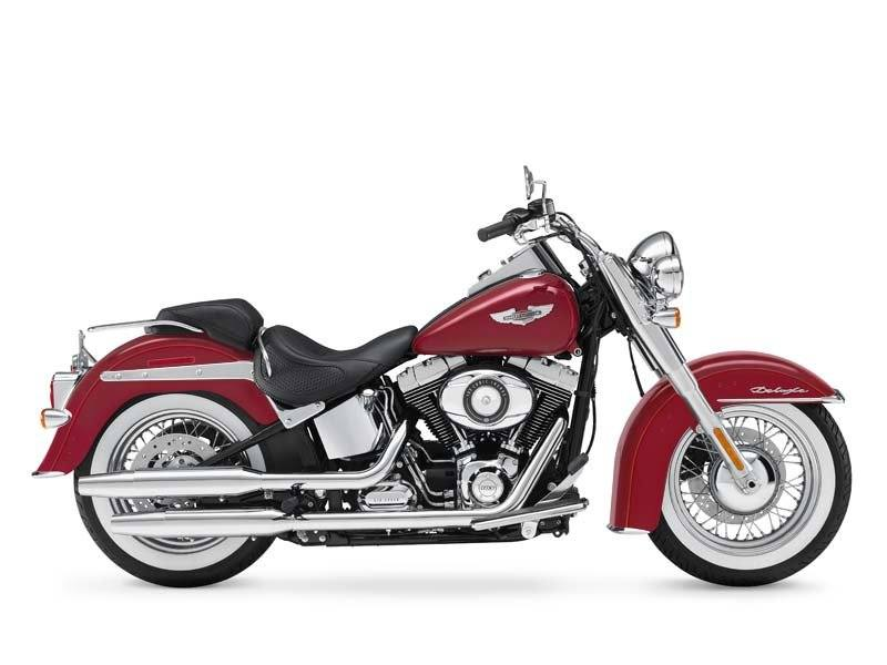 2012 Harley-Davidson Softail® Deluxe in Tyrone, Pennsylvania