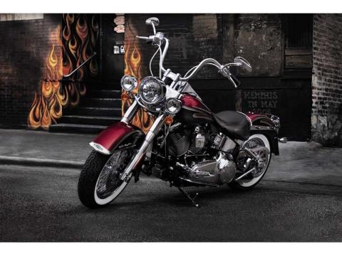 2012 Harley-Davidson Softail® Deluxe in Salina, Kansas - Photo 9