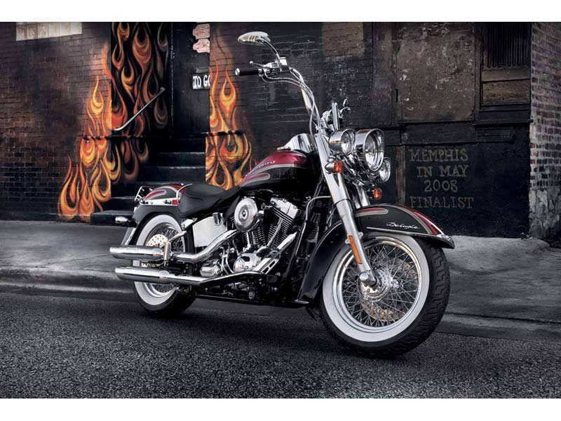 2012 Harley-Davidson Softail® Deluxe in Salina, Kansas - Photo 8