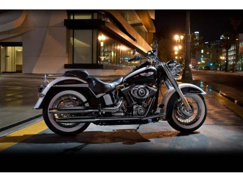 2012 Harley-Davidson Softail® Deluxe in Salina, Kansas - Photo 3