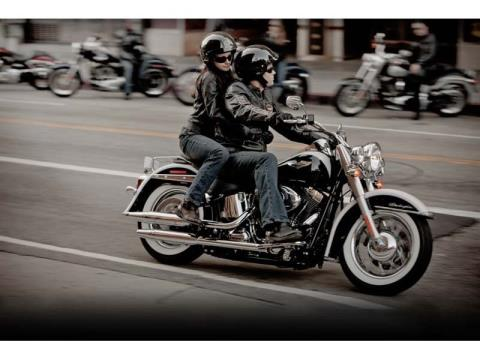 2012 Harley-Davidson Softail® Deluxe in Salina, Kansas - Photo 5