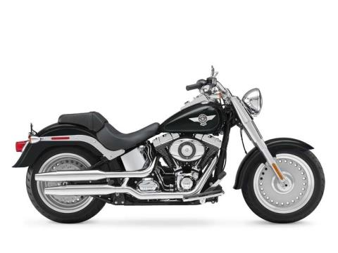 2012 Harley-Davidson Softail® Fat Boy® in Mentor, Ohio - Photo 1