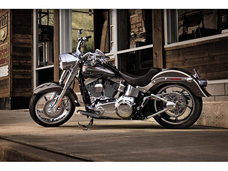 2012 Harley-Davidson Softail® Fat Boy® in Mentor, Ohio - Photo 8
