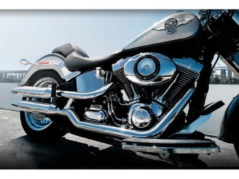 2012 Harley-Davidson Softail® Fat Boy® in Mentor, Ohio - Photo 5