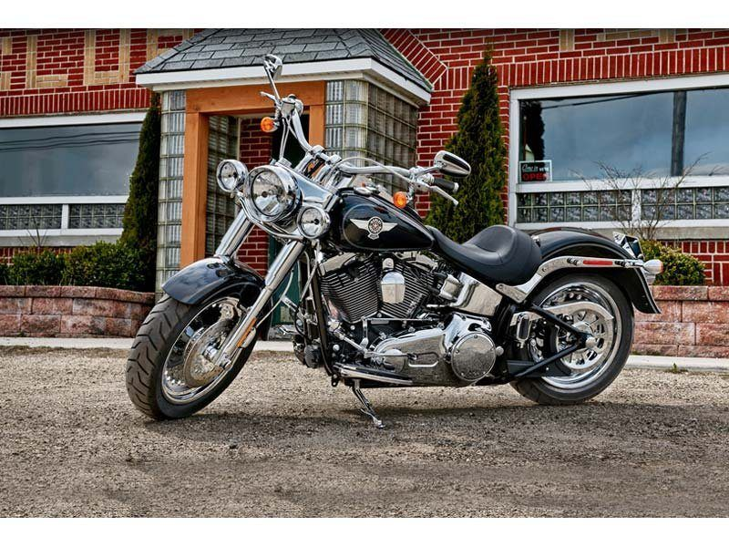 2012 Harley-Davidson Softail® Fat Boy® in Temecula, California