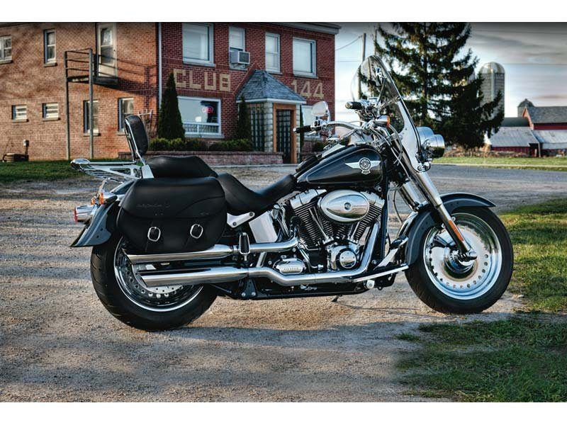 2012 Harley-Davidson Softail® Fat Boy® in Mentor, Ohio - Photo 3