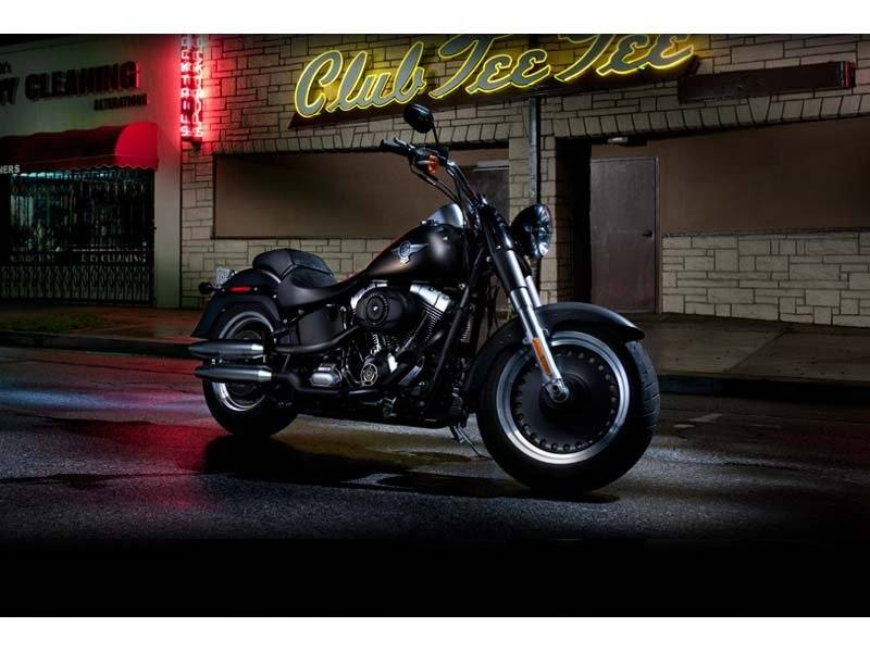 2012 Harley-Davidson Softail® Fat Boy® Lo in Port Angeles, Washington