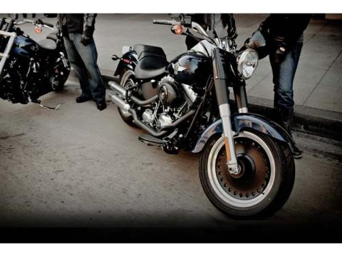 2012 Harley-Davidson Softail® Fat Boy® Lo in Cedar Rapids, Iowa - Photo 13