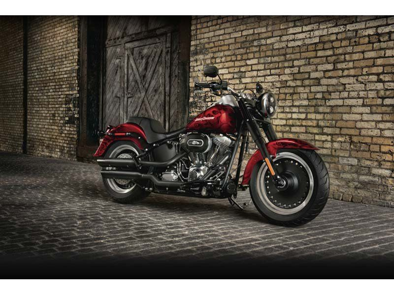 2012 Harley-Davidson Softail® Fat Boy® Lo in Cedar Rapids, Iowa - Photo 12