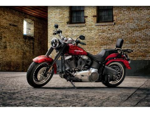 2012 Harley-Davidson Softail® Fat Boy® Lo in Cedar Rapids, Iowa - Photo 14