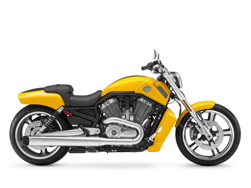2012 V-Rod Muscle