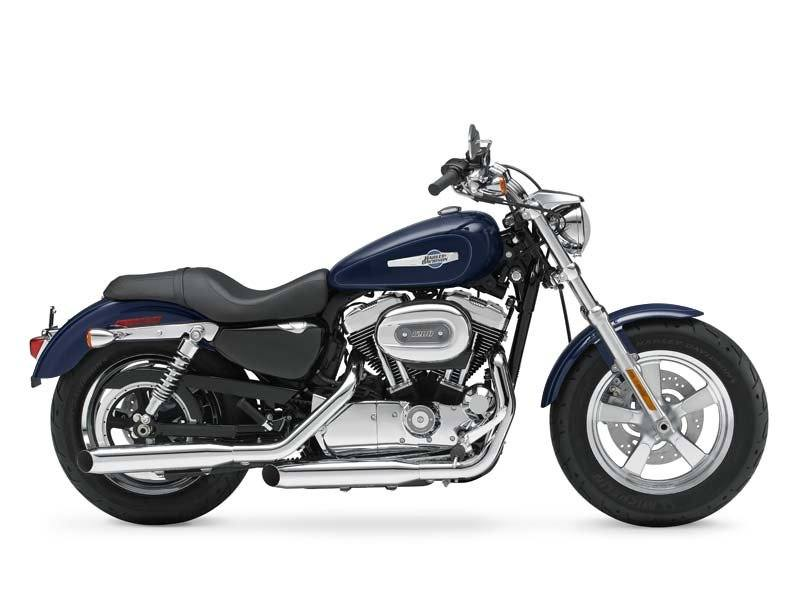 2012 Harley-Davidson Sportster® 1200 Custom in Pensacola, Florida - Photo 2