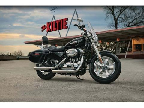 2012 Harley-Davidson Sportster® 1200 Custom in Pensacola, Florida - Photo 4
