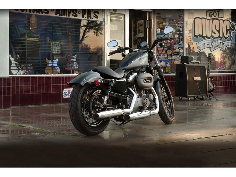 2012 Harley-Davidson Sportster® 1200 Nightster® in Bristol, Virginia - Photo 8