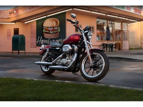 2012 Harley-Davidson Sportster® 883 SuperLow® in Monroe, Michigan - Photo 3