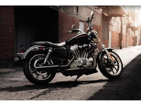 2012 Harley-Davidson Sportster® 883 SuperLow® in Monroe, Michigan - Photo 8