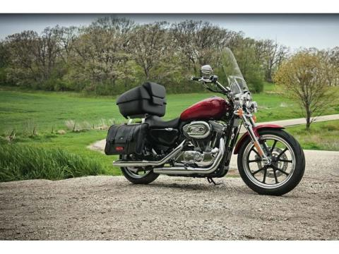 2012 Harley-Davidson Sportster® 883 SuperLow® in Monroe, Michigan - Photo 4