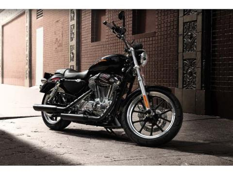2012 Harley-Davidson Sportster® 883 SuperLow® in Monroe, Michigan - Photo 9