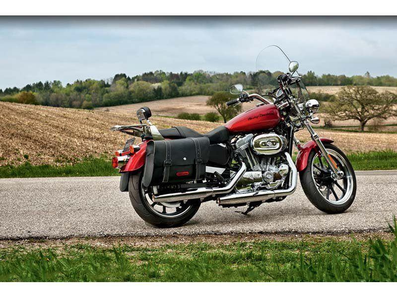 2012 Harley-Davidson Sportster® 883 SuperLow® in Monroe, Michigan - Photo 7