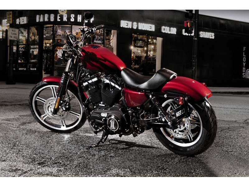 2012 Harley-Davidson Sportster® Iron 883™ in Pinellas Park, Florida - Photo 9
